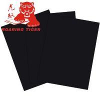 Wood Pulp Black Paper for making high standard photo album