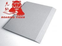 Gray paperboard  for making gift boxes