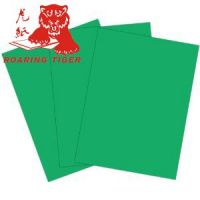 Green card paper for printing
