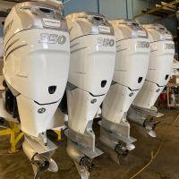 4-STROKE BOAT ENGINE / OUTBOARD ENGINE / OUTBOARD MOTOR 2 STROKES