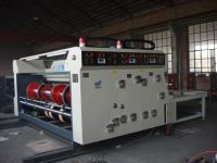 HY-A series printing and slotting machine