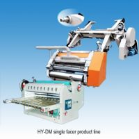 HY- DM single facer carton product line