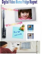 Digital Video Memo recorder