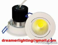 LED Down Light, Recessed Lighting, LED recessed Lighting, CE/SAA/UL