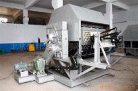 Automatic pulp molded production line