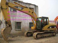 Used Excavator Caterpillar 320C 307B