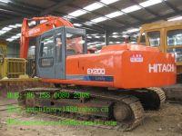 Used Hitachi EX200-3 Excavator
