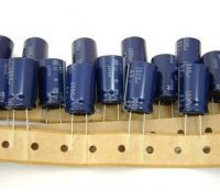 Electronic Component Resistor Capacitor Inductor