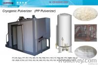 cryogenic pulverizer