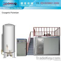 TEC50 cryogenic pulverizer