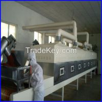industrial microwave spice drying machine