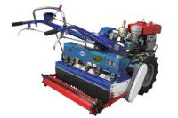 Seed Drill Walking Tractor