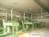 Spinning Mill for Sale #2 19400 Spindles