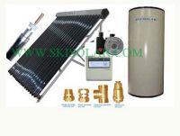 Solar heating system: Split Pressurized Solar Heating System (SKI-SA)