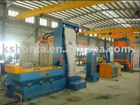 Intermediate wire drawing machine with annealer