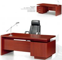 executive office table, manager table, North Europe-style office table