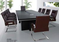 black conference table, #JO-3003B
