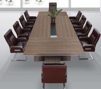black conference table, #JO-3003B