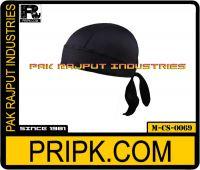 Skull Caps with buyers logo Windstopper spandex caps anti wick caps