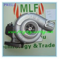 TD04 turbo charger 49177-01512 for Mistubishi Pajero 4D56 engine