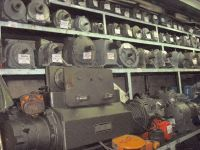 Used Gear Motor, Used Worm Gear, Used Induction Motor