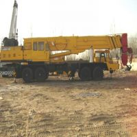used tadano truck crane120ton, used japan hydraulic crane, original ja