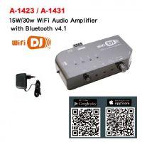30W WiFi Audio Amplifier with Bluetooth v4.1