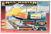 Life-Like Union Pacific Rails HO Scale Train Set 38""
