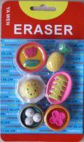 shaped eraser(YW-2319)