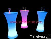 led table/led home table/led bar table/party furniture