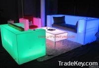 led sofa/led living room sofa/led lounge sofa