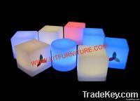 led cube/led stool/led chair