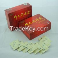 Chinese herbal medicine to cure enlarged prostate no side effect