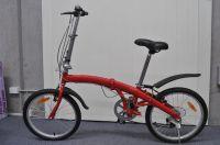 20'' TECHNOLOGY ALUMINIUM-ALLOY FOLDING BICYCLE