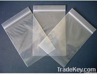 Transparent PE Zip Lock Bags / Reclosable Bags