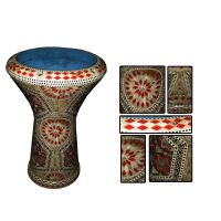Egyptian Drum (Sadaf  handmade 2)