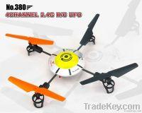 2.4G RC Rolling Stunt Quadcopter UFO Indoor Outdoor Fly