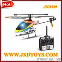 Single-blade RC Heli JXD359 4.5CH 2.4G Single-blade RC Helicopter