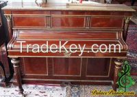 Erard Upright Art cased piano
