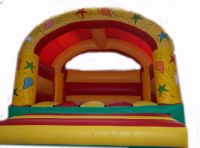 Adult Bouncy Castle Southampton