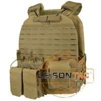 Reinforced Plate Carrier Vest ISO and SGS standard Leison Gear Manufacturer Hunting Vest