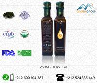Organic Virgin and deodorized Argan Oil