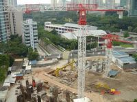 PTT293(7427) Flat-top tower crane