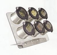 Stainless Spice Jar Magnetics