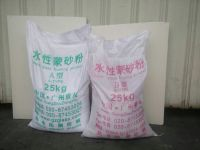 Water Glass Frosting Powder for Glass Etched