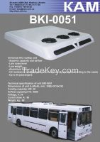 A/C rooftop unit BKI-0005 12v/24v 20kWt