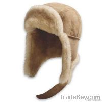 100% Australia double face sheepskin hat