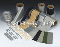 Cu+Ni Conductive Fabric With Adhesive