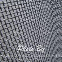 316 stainless steel black window security mesh