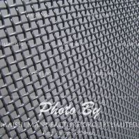 Security wire mesh window guard